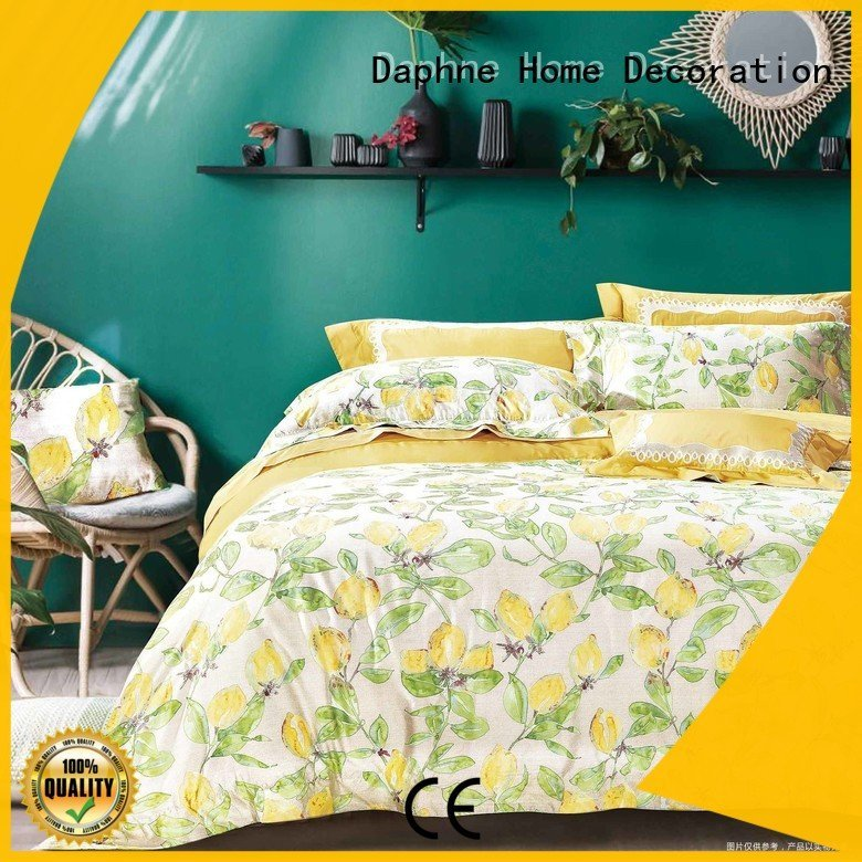 Custom printing Cotton Bedding Sets comfortable 100 cotton bedding sets