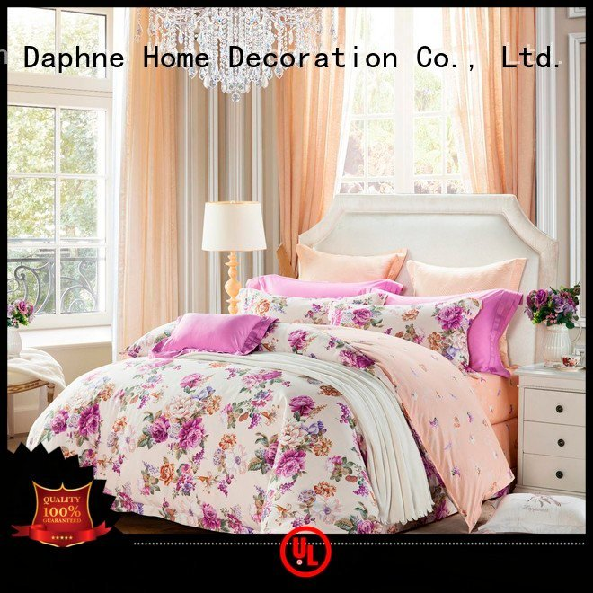 Daphne high Cotton Bedding Sets designed patterns