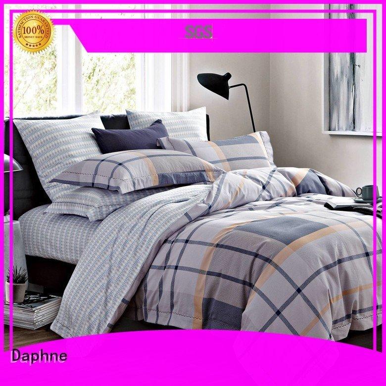 100 cotton bedding sets print Daphne Brand Cotton Bedding Sets