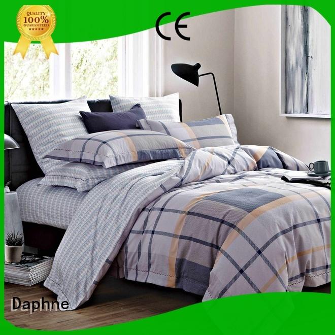 Daphne Brand design bed 100 cotton bedding sets elegant