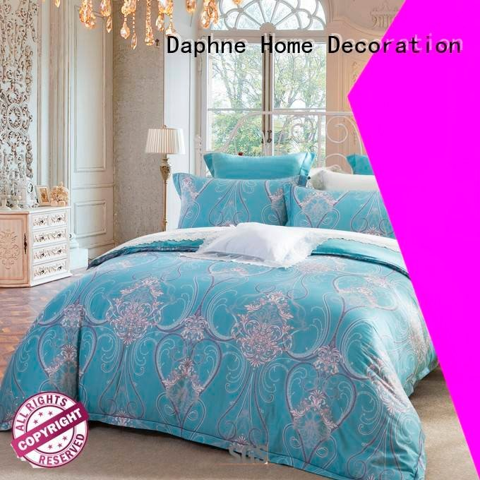 Daphne plaid adorable Cotton Bedding Sets pattern bedding