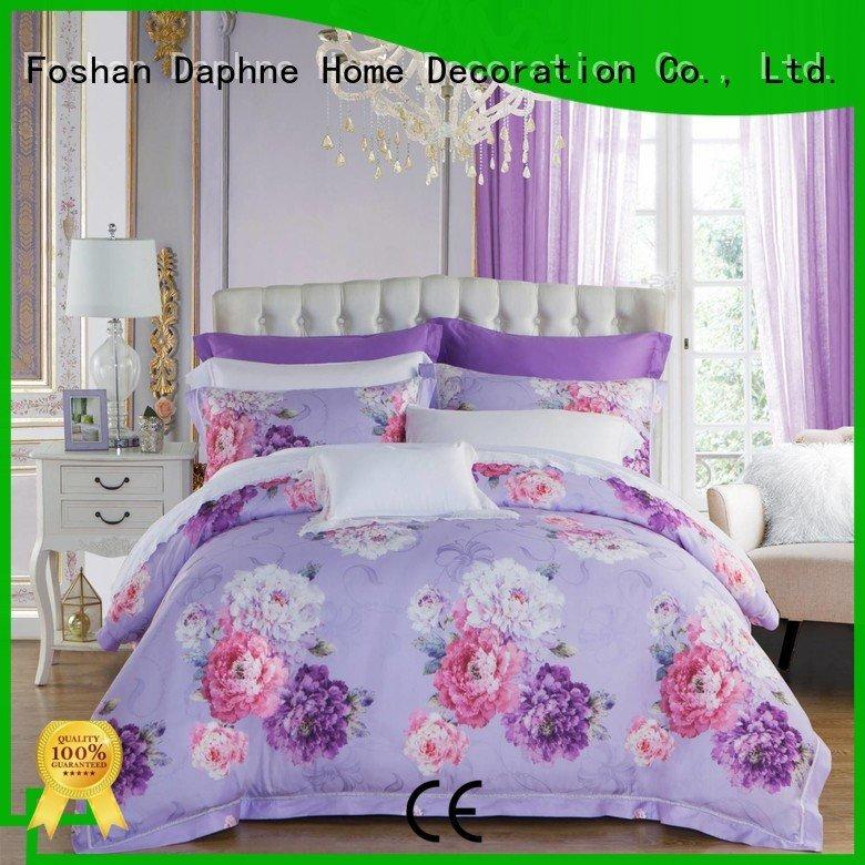 Custom peach organic comforter bedding modal sheets