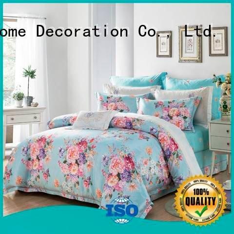 jacquard duvet cover king bedroom bed Daphne Brand
