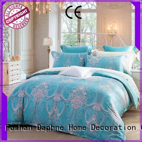 100 cotton bedding sets soft colored Cotton Bedding Sets Daphne Warranty