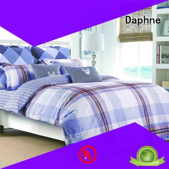 Wholesale stylish lovely Cotton Bedding Sets Daphne Brand