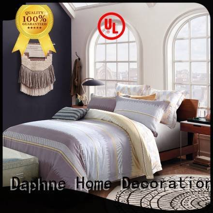 comfortable designed longstaple 100 cotton bedding sets Daphne