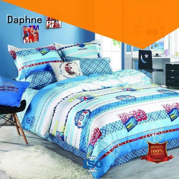 Wholesale cartoon pure Kids Bedding Sets Daphne Brand