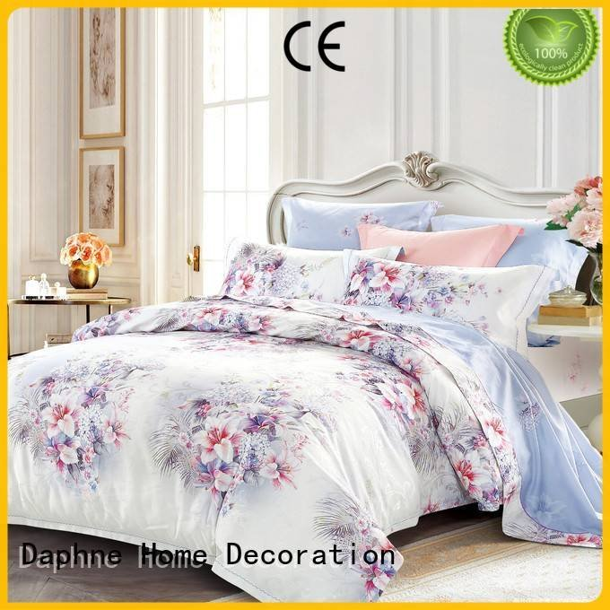 jacquard duvet cover king noble designs print Daphne