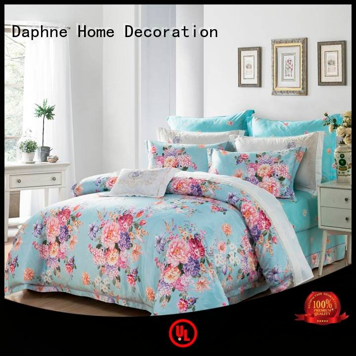 jacquard duvet cover king cover Jacquard Bedding Set designed Daphne
