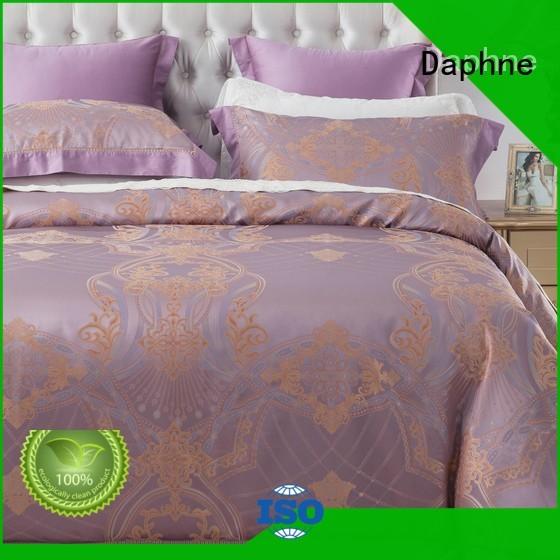 polyester modern Jacquard Bedding Set modal Daphne Brand company