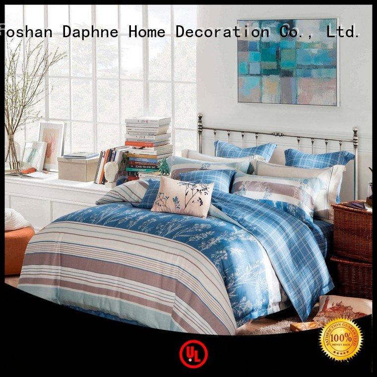 OEM modal sheets sheet printed duver organic comforter