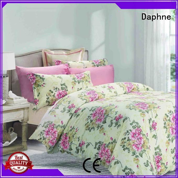 OEM 100 cotton bedding sets print embroidery cotton Cotton Bedding Sets