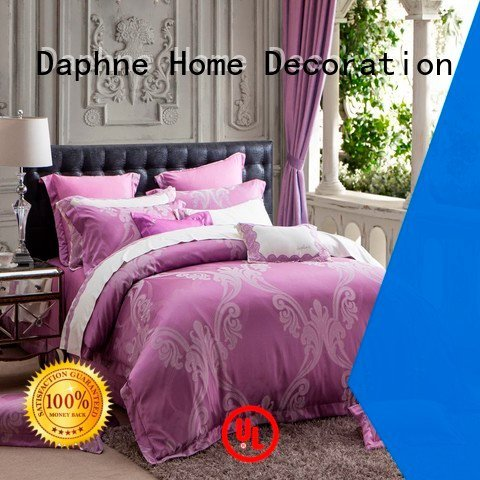 set modern cover noble Daphne Jacquard Bedding Set