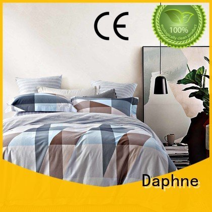 Daphne Brand printed pure pattern 100 cotton bedding sets