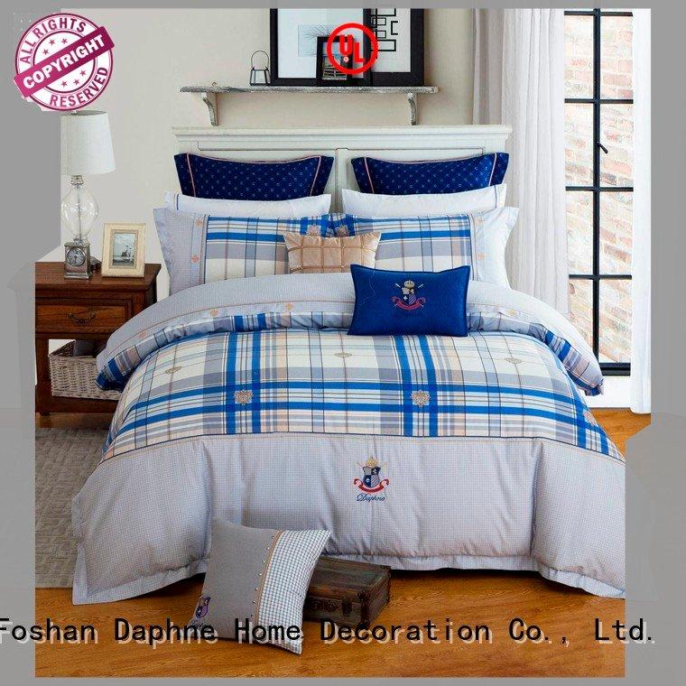 OEM Cotton Bedding Sets lovely linen 100 cotton bedding sets