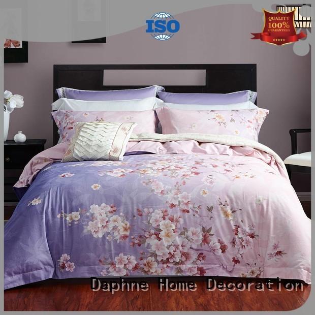 Hot Cotton Bedding Sets elegant Daphne Brand