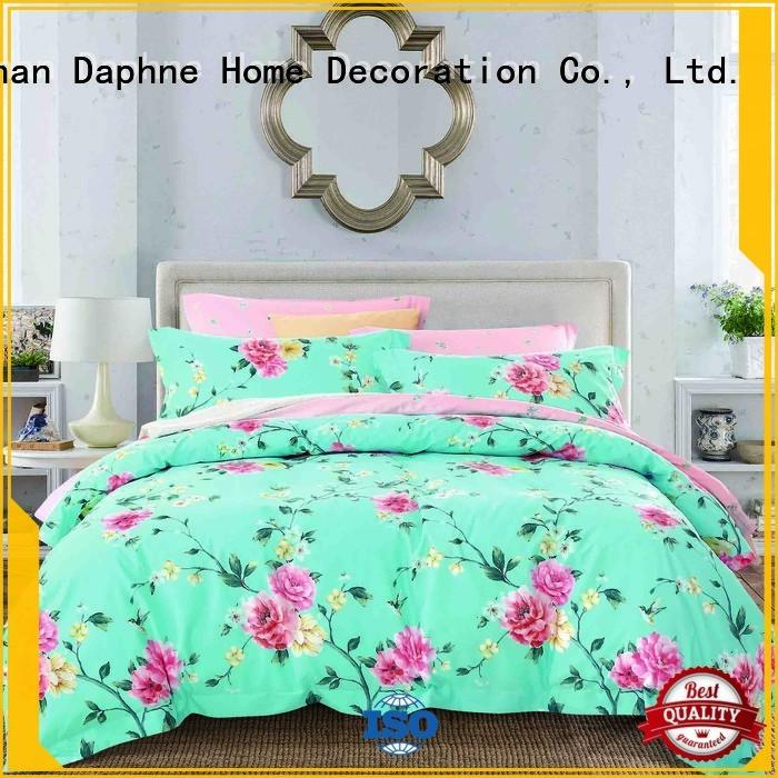 Daphne adorable Cotton Bedding Sets digital duvet