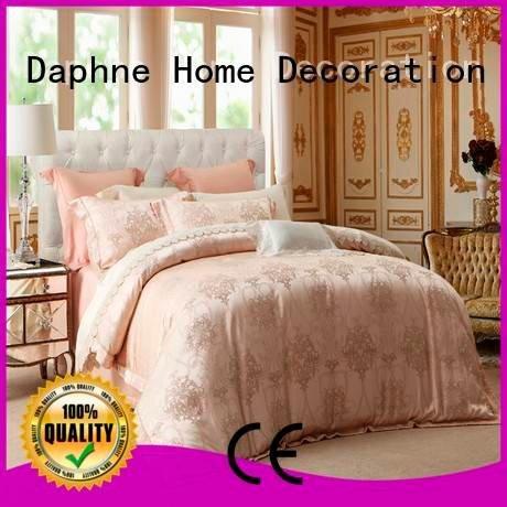 set bed Daphne jacquard duvet cover king
