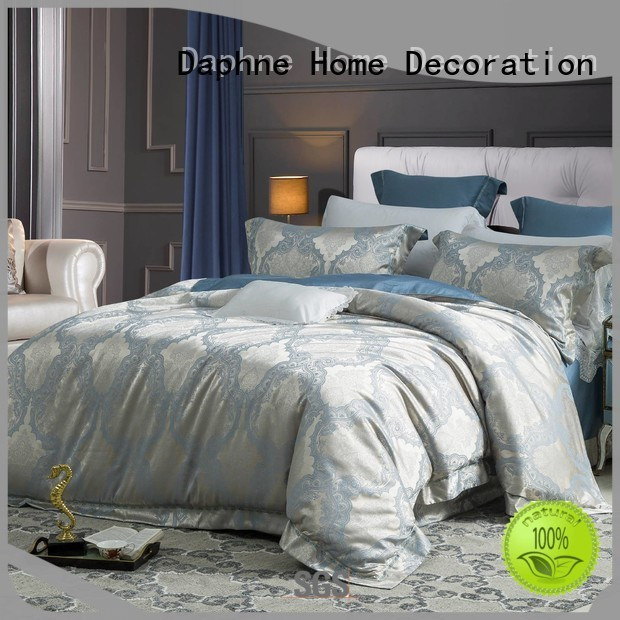 stunning set Jacquard Bedding Set luxury Daphne Brand company