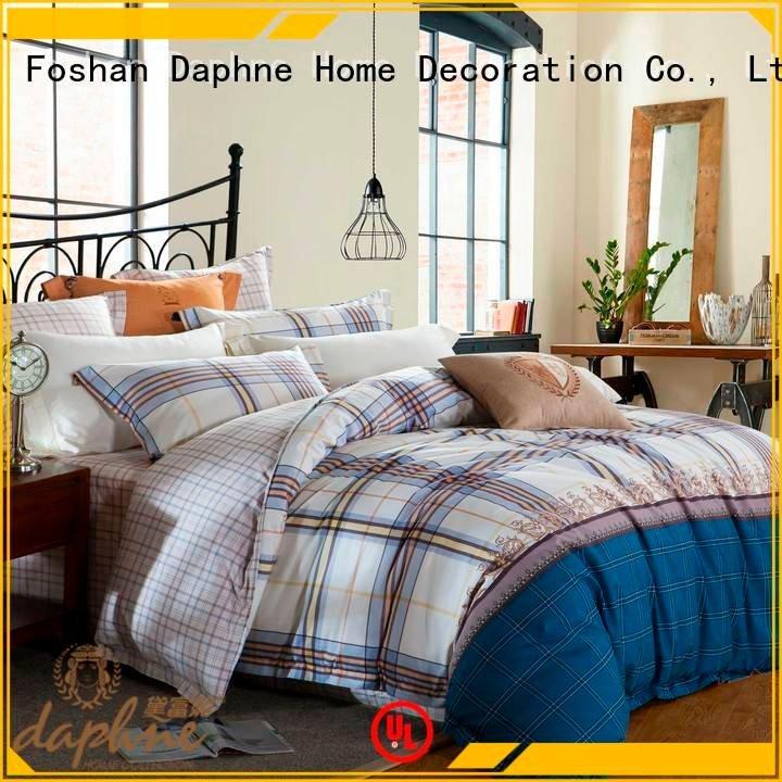 Wholesale patterns bedding Cotton Bedding Sets Daphne Brand
