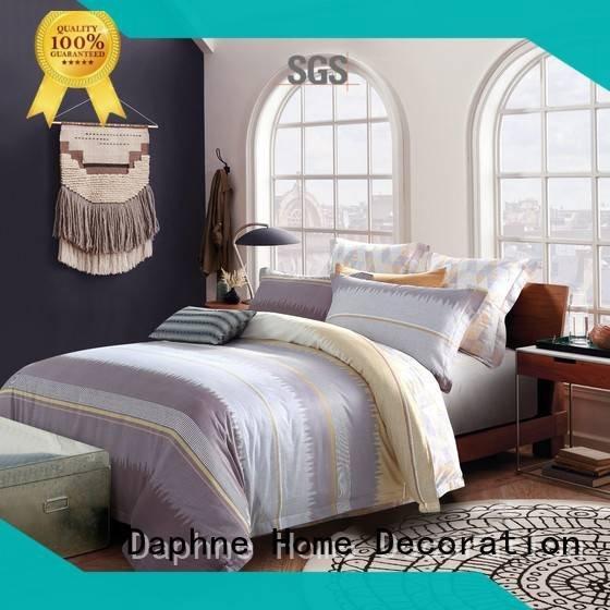 soft floral pattern comfortable Daphne 100 cotton bedding sets
