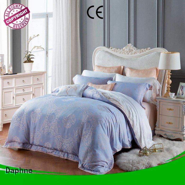 Daphne Brand flat jacquard pattern Jacquard Bedding Set designed
