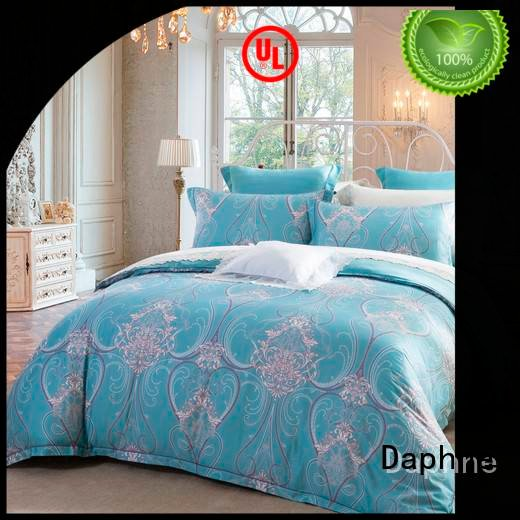 sophisticated fashionable cover 100 cotton bedding sets Daphne