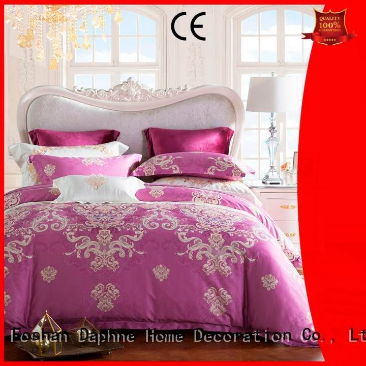100 cotton bedding sets embroidery Cotton Bedding Sets Daphne Brand