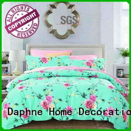 OEM Cotton Bedding Sets pattern lovely 100 cotton bedding sets