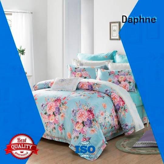 style bedding jacquard duvet cover king Daphne