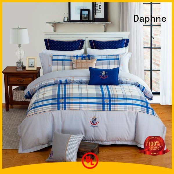Daphne Brand floral joint pattern 100 cotton bedding sets