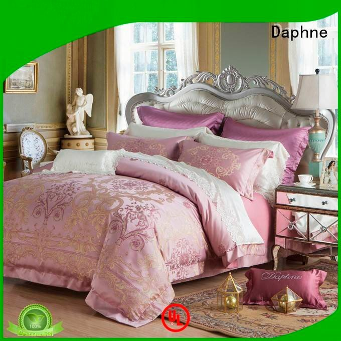 jacquard duvet cover king modern Jacquard Bedding Set Daphne