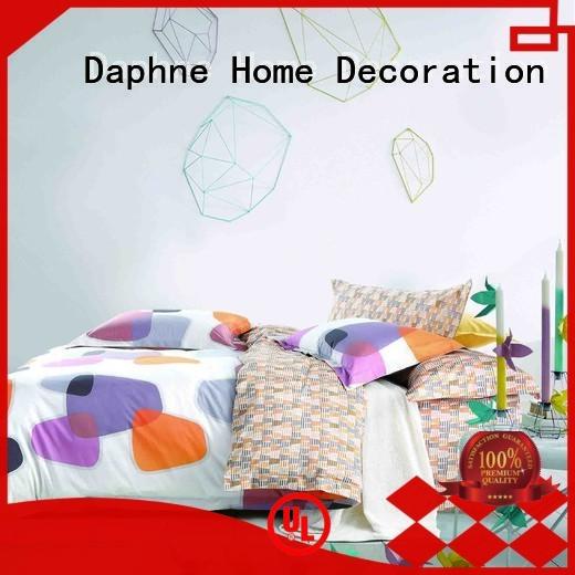Daphne Brand quality digital patterns 100 cotton bedding sets