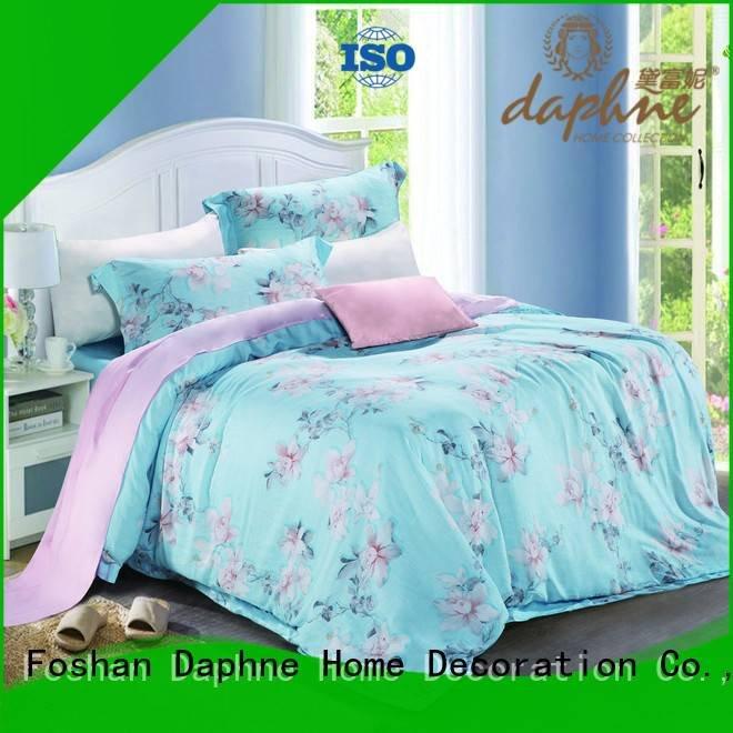 paisley fabric Daphne organic comforter