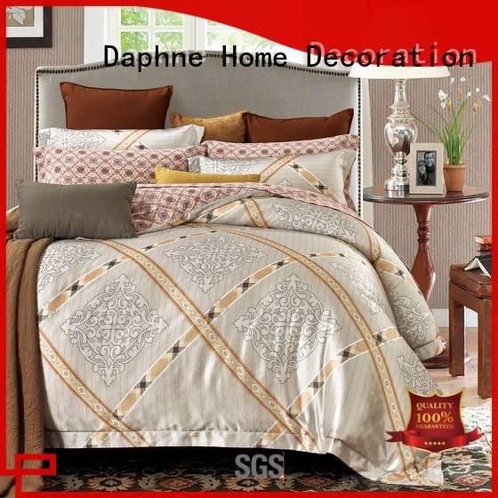 Daphne Jacquard Bedding Set comforter and pattern bedding
