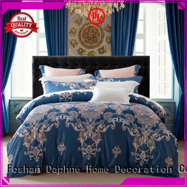 Daphne jacquard duvet cover king pattern sheet sets