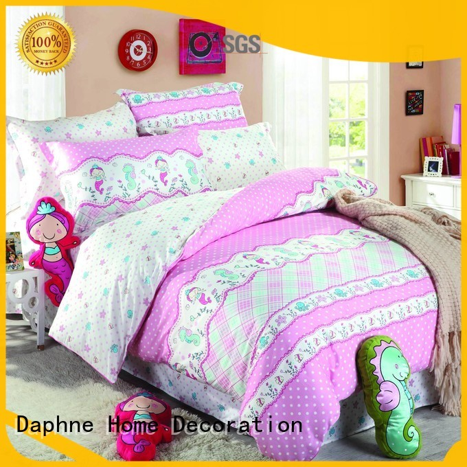 target bedding sets girl mermaids Daphne Brand Kids Bedding Sets