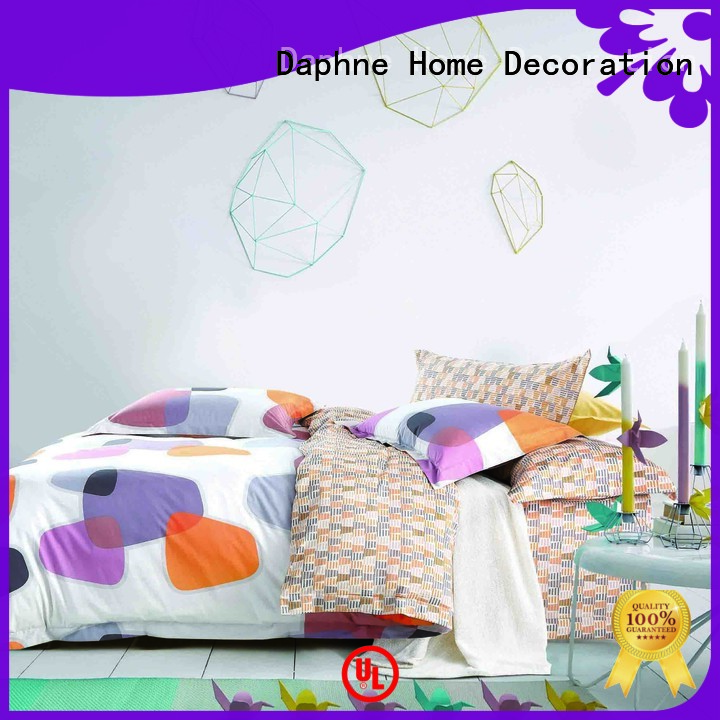 high Cotton Bedding Sets 300tc patterns Daphne