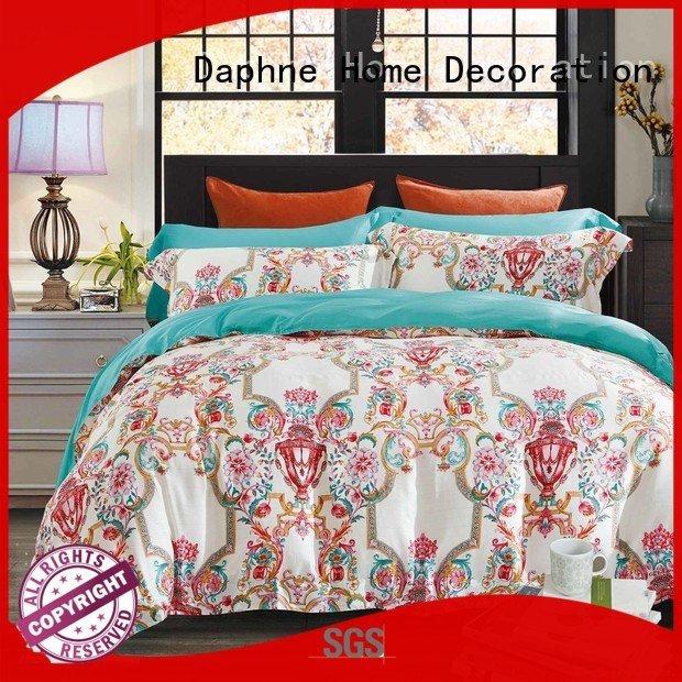reactive tencel Daphne organic comforter