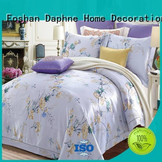 bedroom elegant sets Jacquard Bedding Set Daphne
