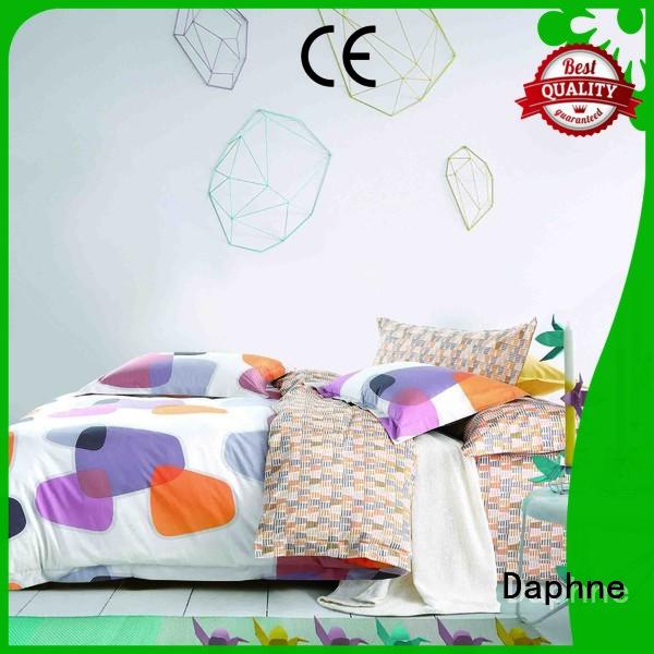 gorgeous blossom Cotton Bedding Sets cover Daphne