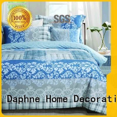 Daphne Brand bed linen Cotton Bedding Sets elegant set