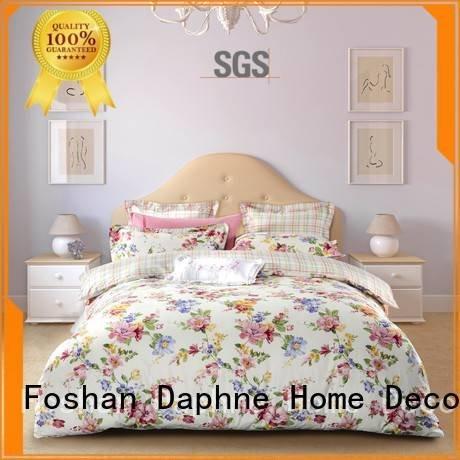 Daphne Brand blossom duvet elegant 100 cotton bedding sets