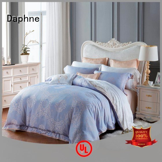 Daphne Brand flat desings attractive jacquard duvet cover king