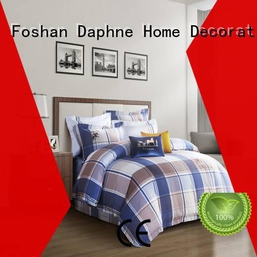 Daphne 100 cotton bedding sets 300tc pure vivid blossom