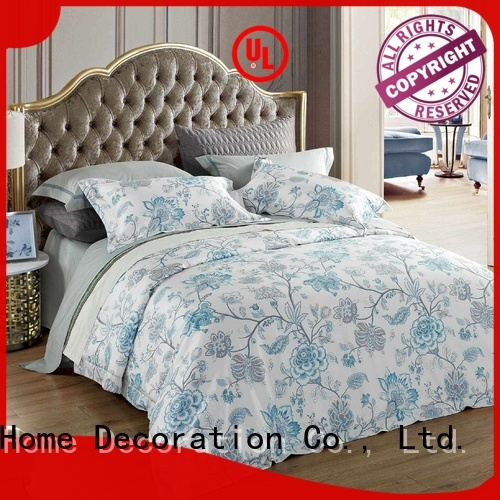 brushed stylish high 100 cotton bedding sets Daphne manufacture