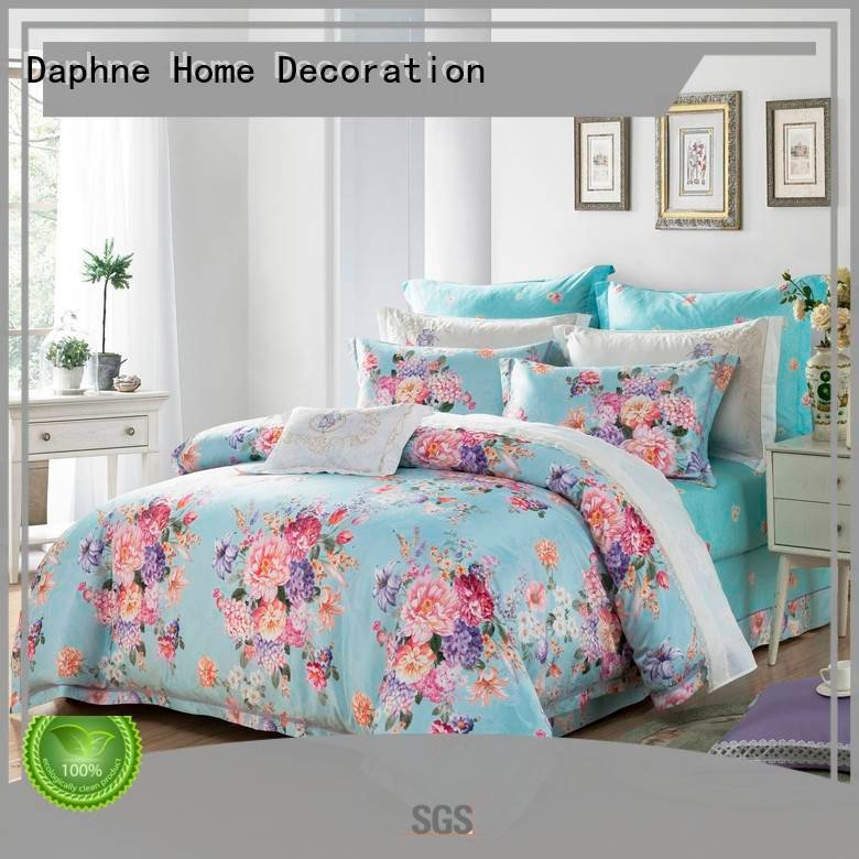 sets modal rayon Jacquard Bedding Set Daphne