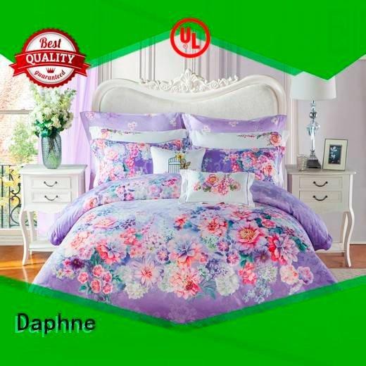Daphne and modern Jacquard Bedding Set desings stunning