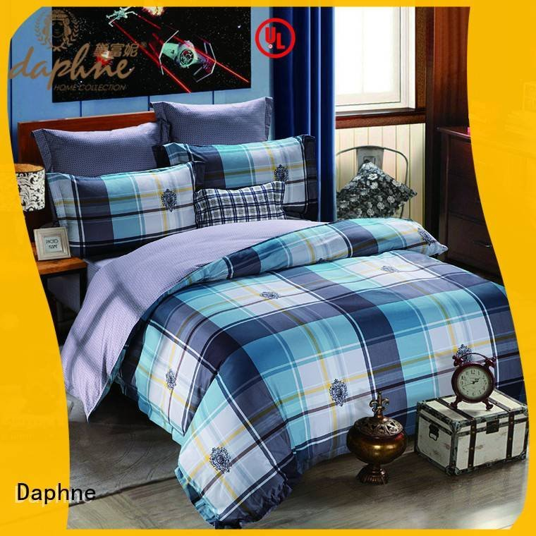 embroidery adorable cover Cotton Bedding Sets Daphne