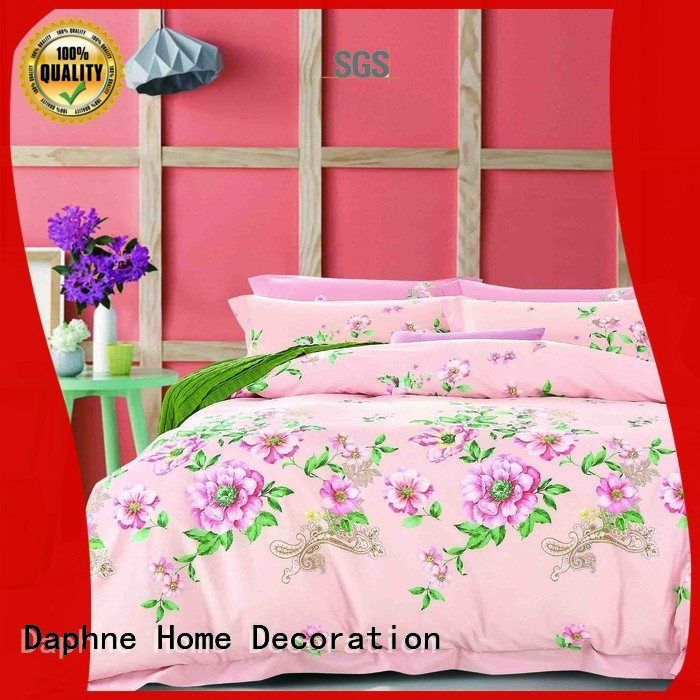 digital blossom bedding Daphne 100 cotton bedding sets